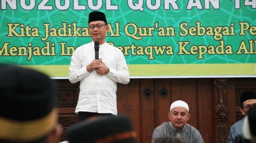 Edi Kamtono Mengajak Umat Islam