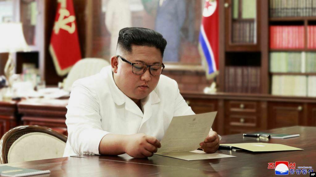 """Kim Jong Un Puji Surat Pribadi dari Trump """"isi surat yang luar biasa."""""""