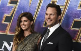 "Chris Pratt ""Guardians of the Galaxy"" Nikahi Putri Arnold Schwarzenegger"