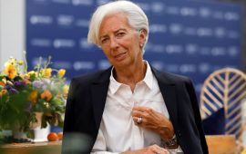 IMF: Perang Dagang AS-China Rugikan Ekonomi Global