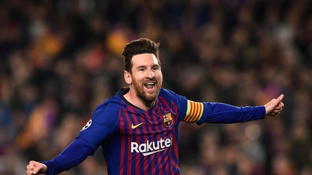 Messi Dengan 12 Gol Kunci Top Skor Liga Champions