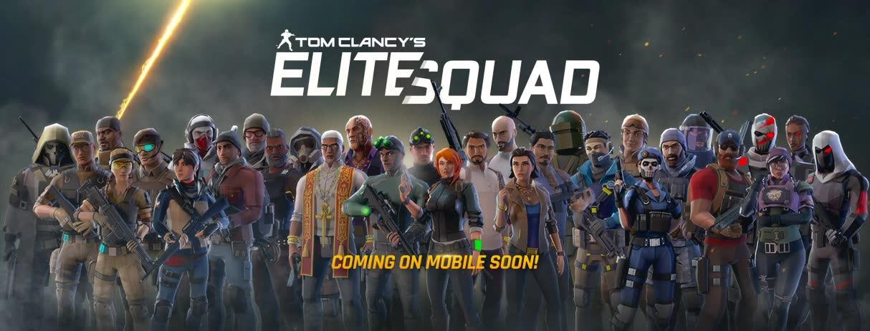 Elite Squad : Game Mobile Terbaru Ubisoft di Luncurkan.