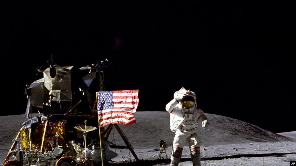 Misi Apollo 11 Palsu Menurut Jajak Pendapat di Tahun 70