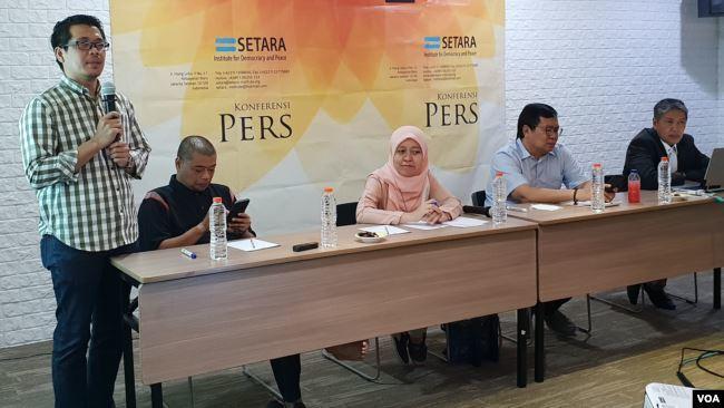 Setara Institute: Gerakan Islam Eksklusif Menguat di Kampus Negeri
