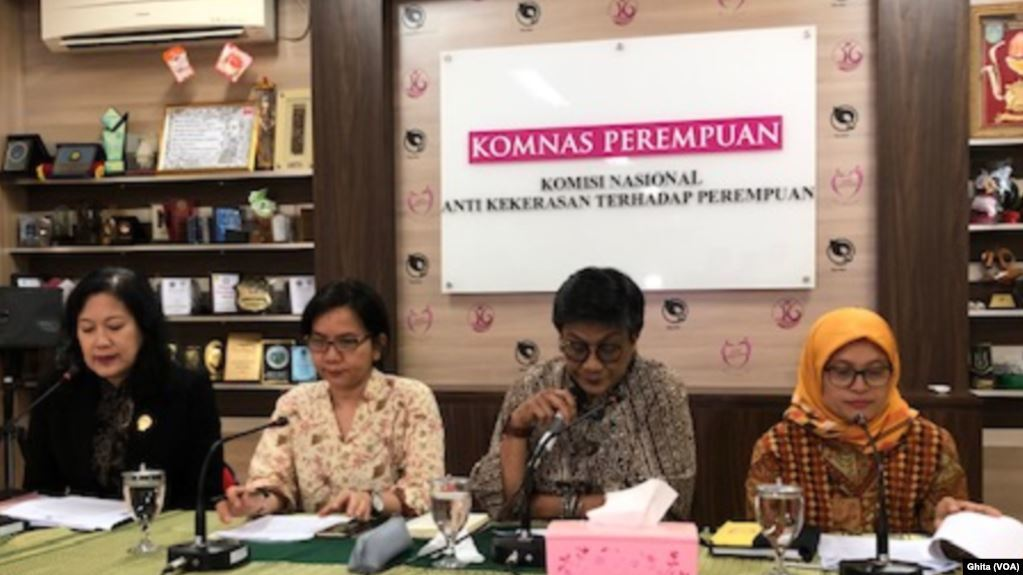 Komnas Perempuan, LPSK Desak Presiden Beri Amnesti untuk Baiq Nuril
