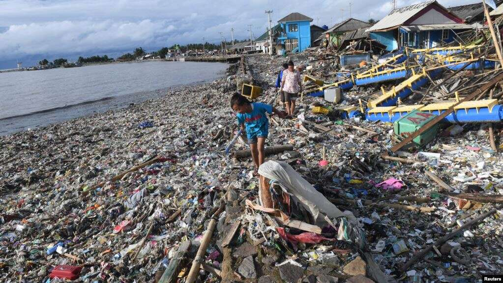 Data BNPB Sebut 584 Desa di Selatan Jawa Rawan Tsunami