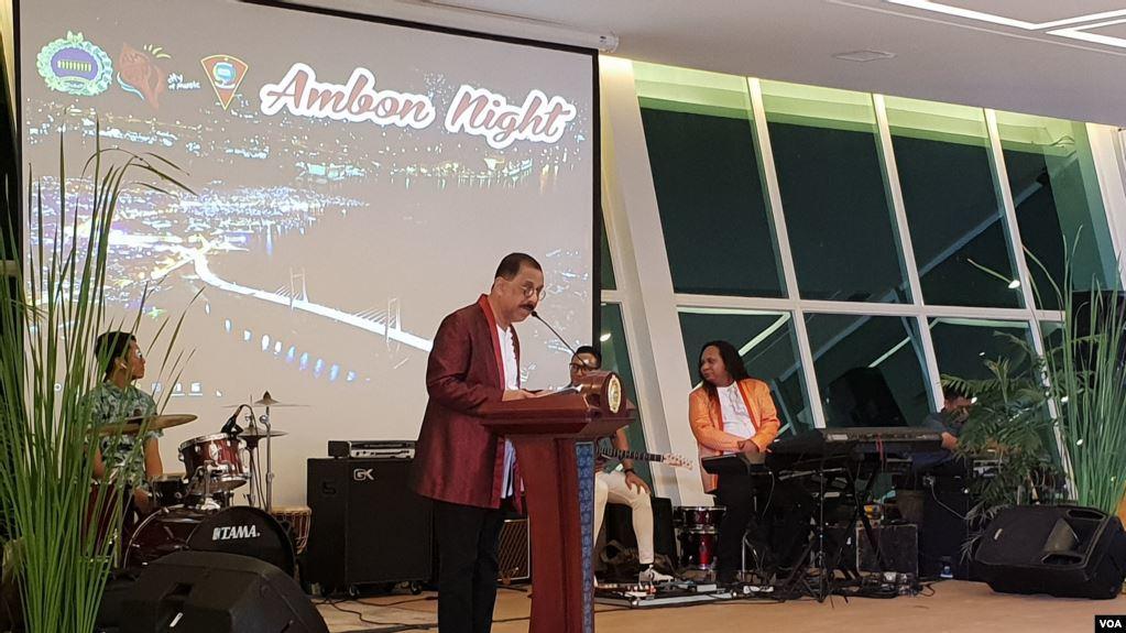 Indonesia Calonkan Ambon Menjadi Kota Musik Dunia