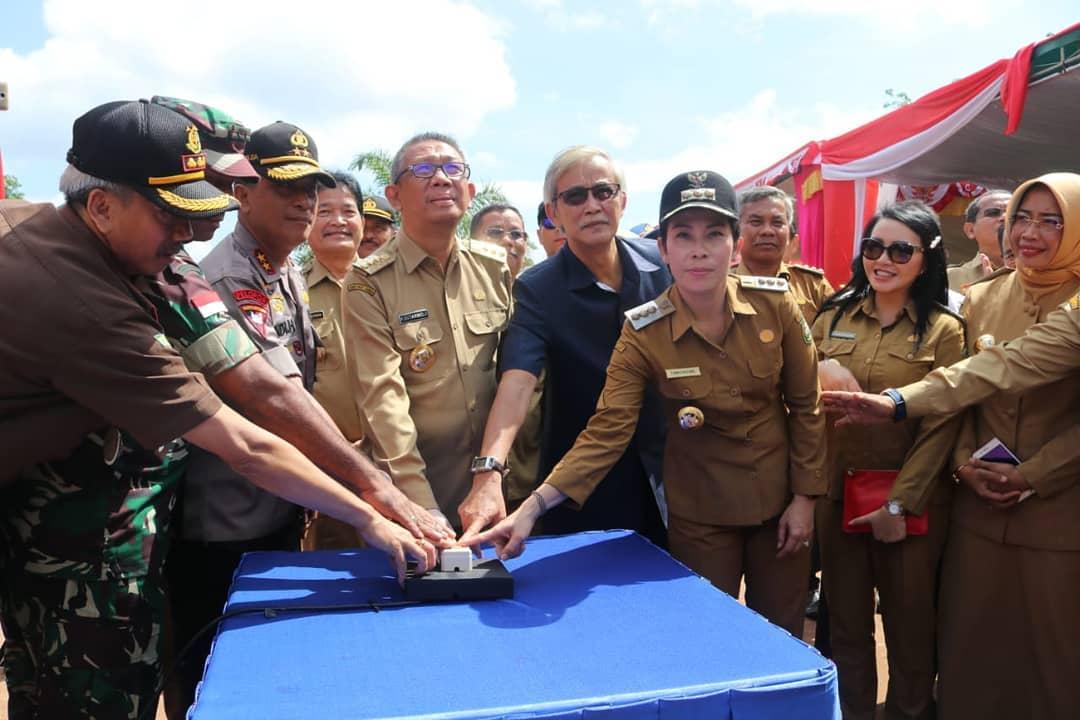 40 Hektar Untuk Pembangunan SPN di Sagatani Singkawang