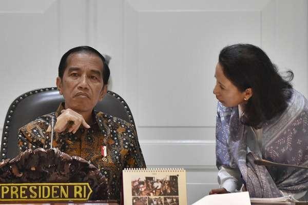 """4 Menteri Kabinet Kerja """"Disentil"""" Jokowi Secara Terbuka"""
