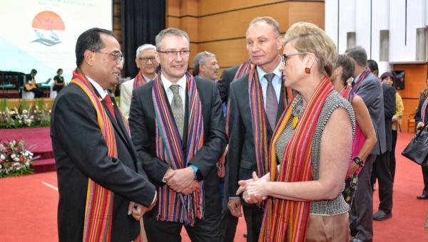 Indonesia Cari Dukungan Untuk Jadi  Anggota Dewan Maritim Internasional
