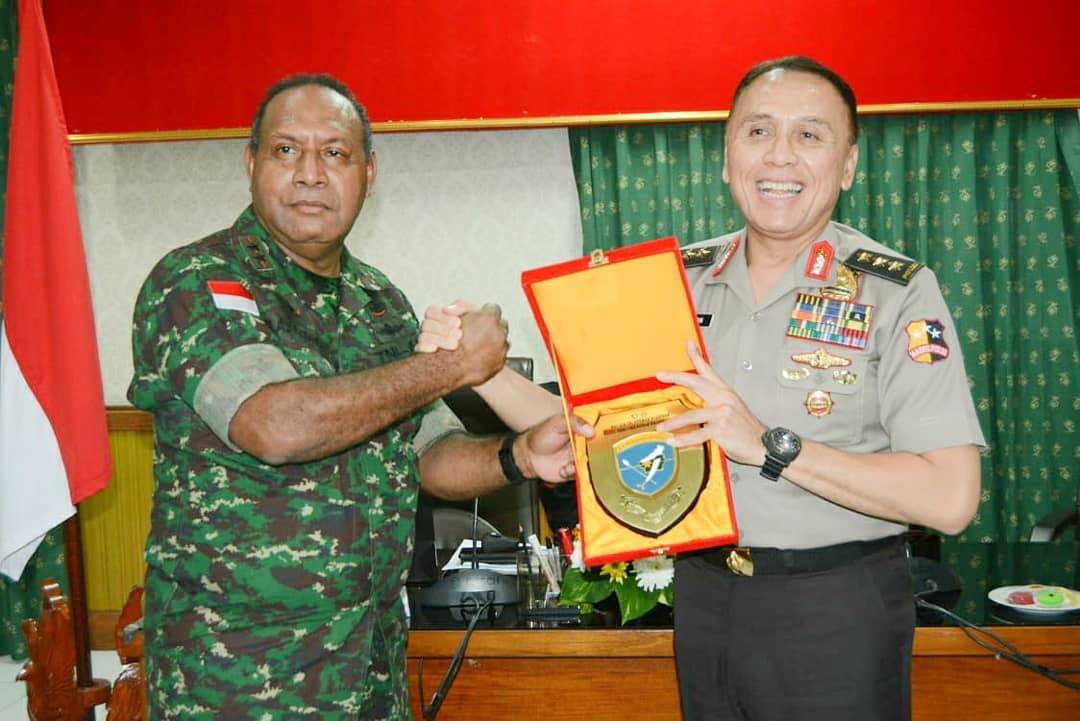 PPSA XXII Lemhanas RI Kunjungi Makodam XII Tanjung Pura