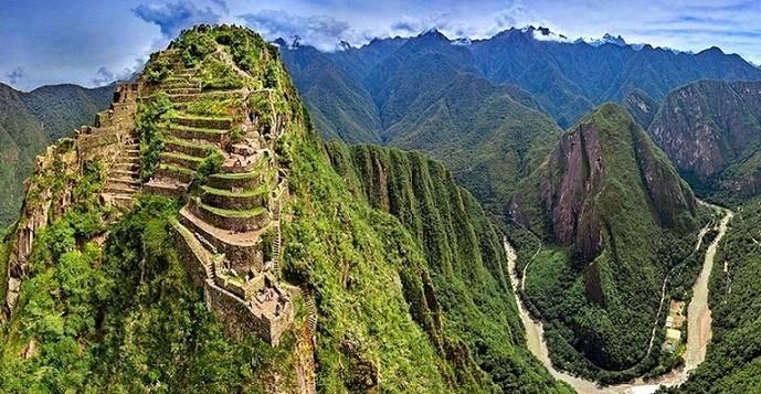 Huayna Picchu, Peninggalan Suku Inca yang Mempesona