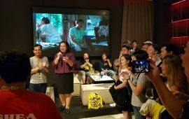 Indonesia Gelar Movie Cocktail di Festival Film Locarno, Swiss