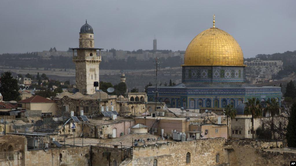 Israel Tangkap Menteri Palestina