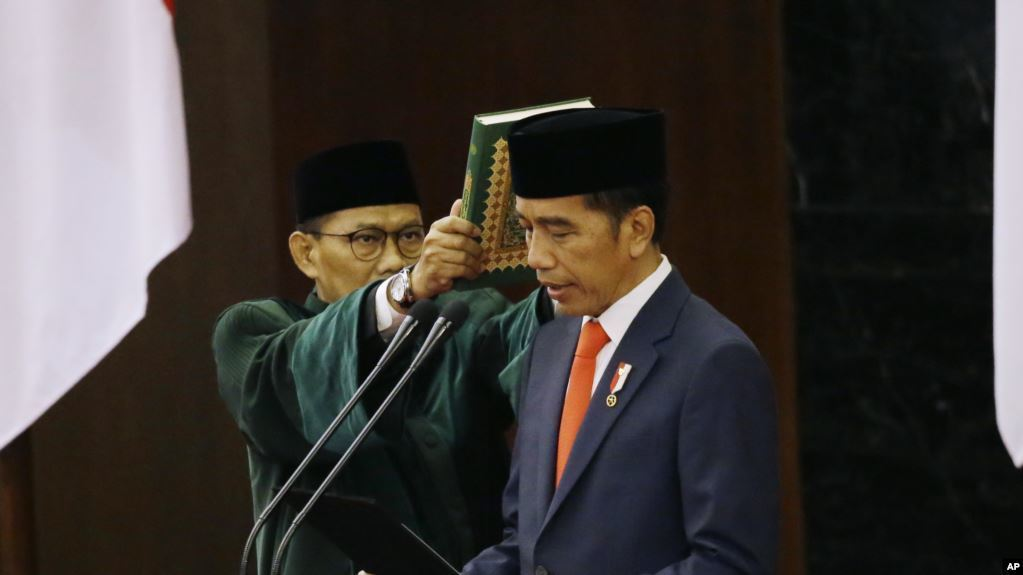 Komitmen Kepala Daerah Kawal Pemerintahan Jokowi-Ma'ruf