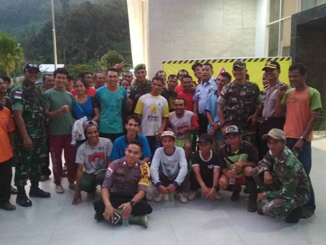 TNI Dan Pihak Terkait Berhasil Pulangkan