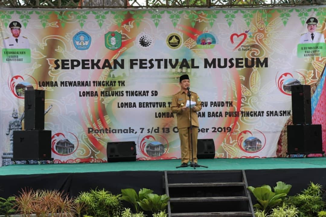 Ria Norsan: UPT Perkuat Promosi Tarik Minat Masyarakat Ke Museum