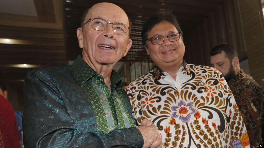 Pemerintah AS Berkomitmen Selesaikan Masalah GSP dengan Indonesia Secepatnya