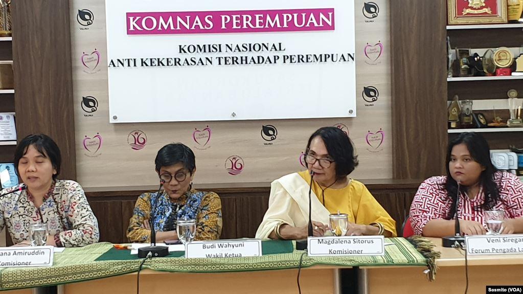 Komnas Perempuan mencatat ada 17.088 kasus kekerasan seksual atau sekitar 42 persen dari total 40.849 kasus kekerasan terhadap perempuan sepanjang tahun 2016-2018. Sebanyak 8.797 kasus di antaranya merupakan kasus perkosaan.