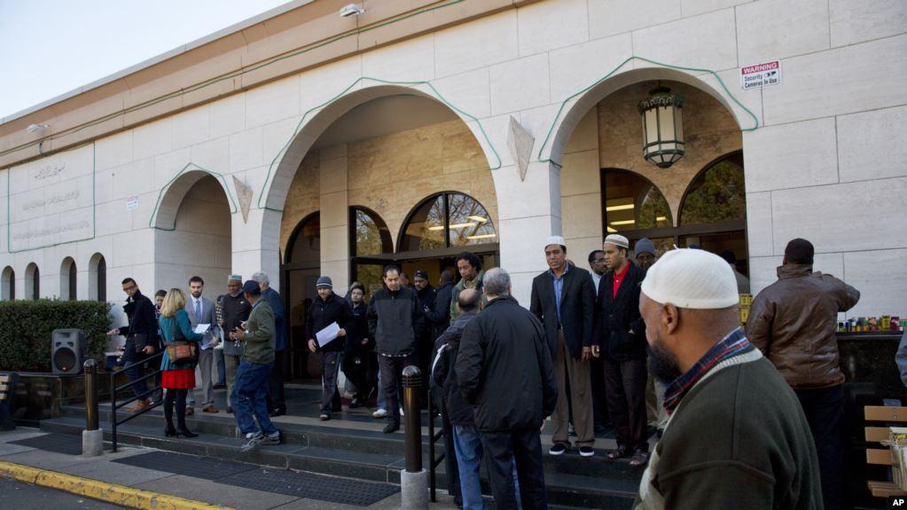 Gereja di AS Menjadi Masjid