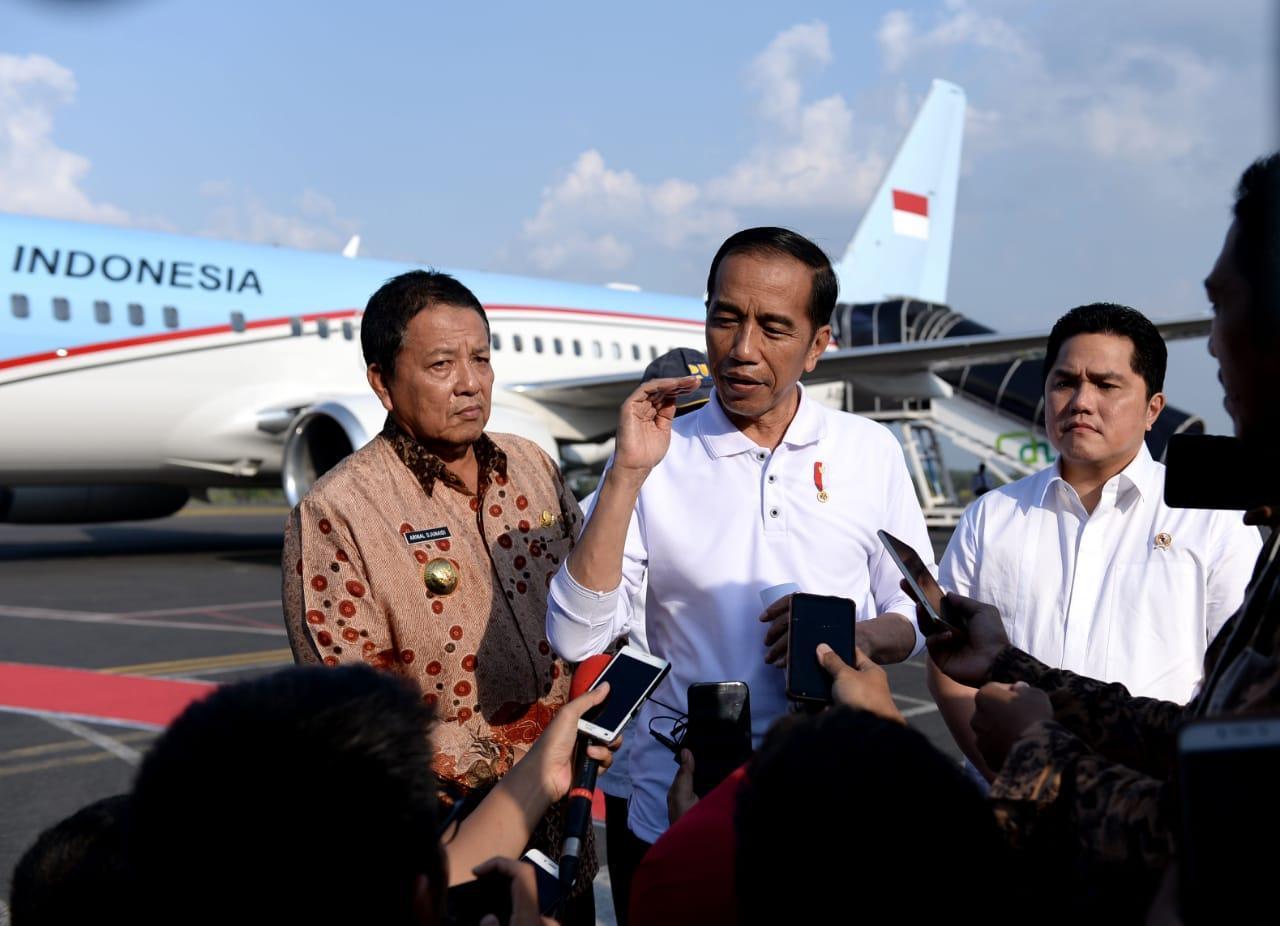 Presiden Nilai Kewaspadaan dan Manajemen Kebencanaan Semakin Membaik