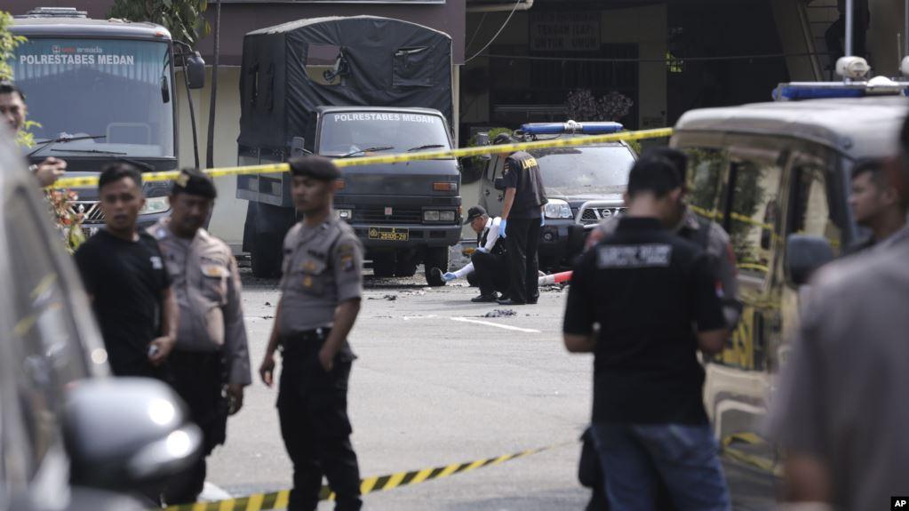Pemerintah Tidak Toleransi Terhadap Aksi Terorisme