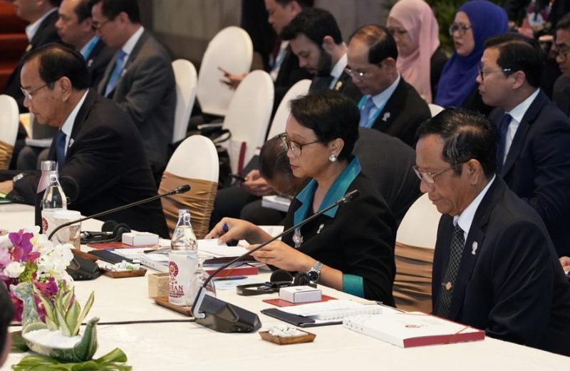 Indonesia Serukan Penciptaan Network Women, Peace and Security di ASEAN