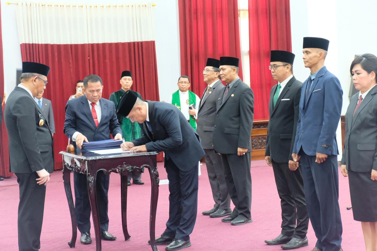 Gubernur Kalbar Minta Nyisir Aset-aset dan Tagih Hutang Piutang Terdahulu