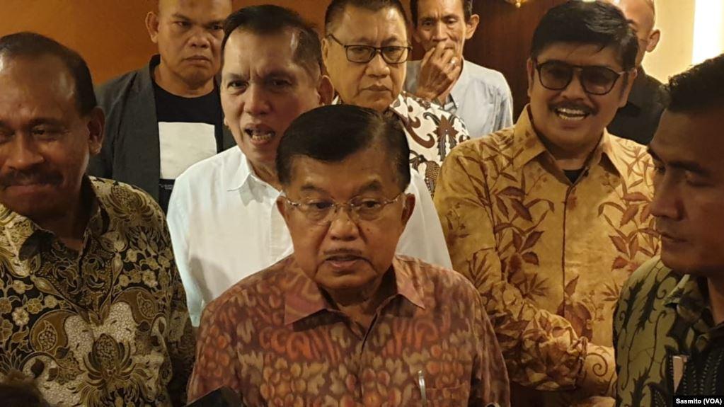 Jusuf Kalla : DPP Parpol Itu Sekarang Seperti Malaikat Maut