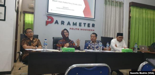 Survei Parameter: Mayoritas Masyarakat Indonesia Moderat