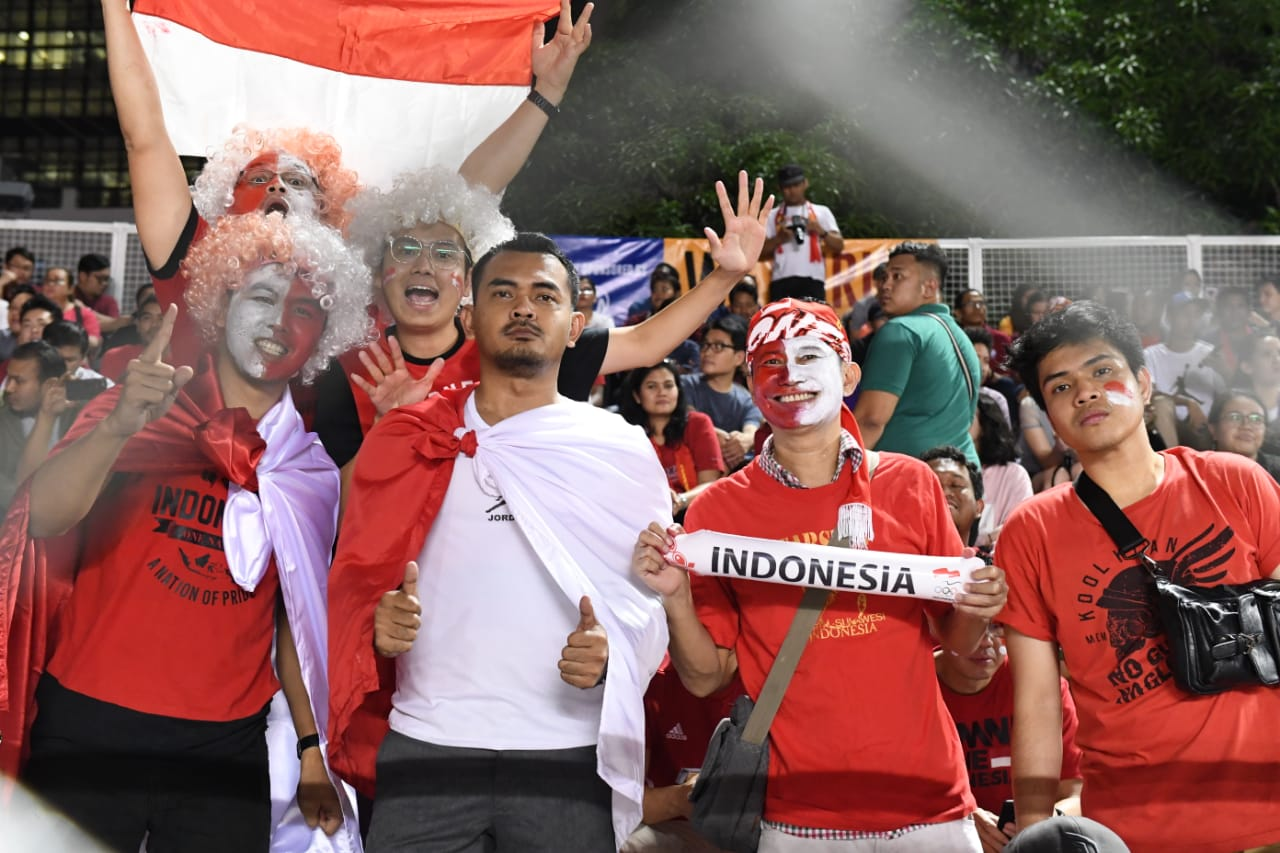 Diaspora Indonesia di Filipina