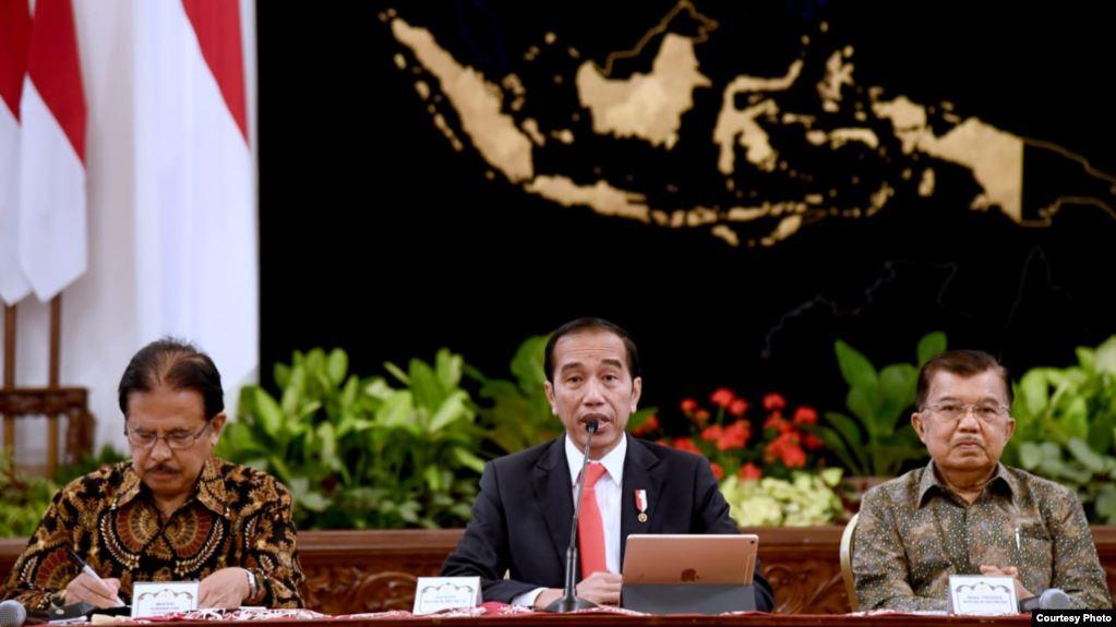 Setara Institute Indeks Kinerja HAM Jokowi Naik Tipis