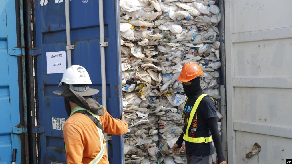 Malaysia Tolak Jadi Tempat Pembuangan Sampah Dunia