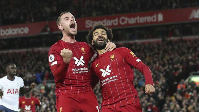 Liverpool Kokoh dipuncak Liga Premier, Garry Nevile Angkat Topi