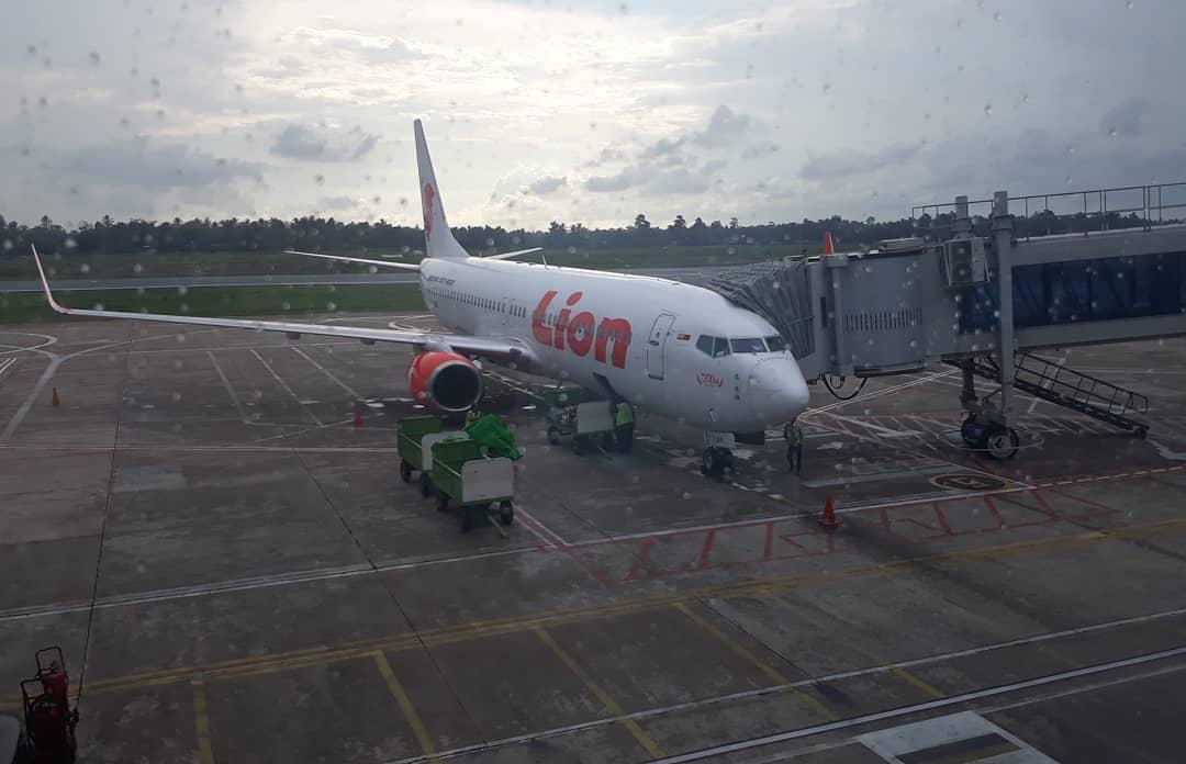 Lion Air Stop Sementara Penerbangan Ke Malaysia