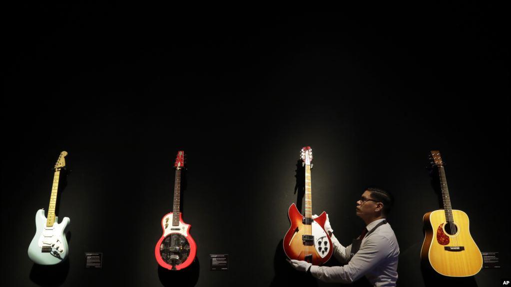 Gitaris Perempuan, Hapus Stigma di Industri Musik