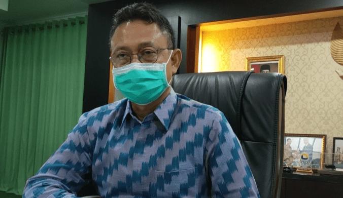 430 ASN di lingkungan Pemerintahan Kota kembali menjalani rapid test. Kegiatan ini berlangsung di Komplek Kantor Walikota Pontianak, Kalimantan Barat, Selasa (2/6/2020).