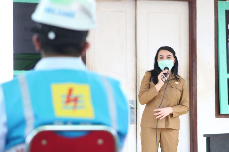 Bupati Landak Protes PLN Tangguhkan Pemasangan Listrik Subsidi