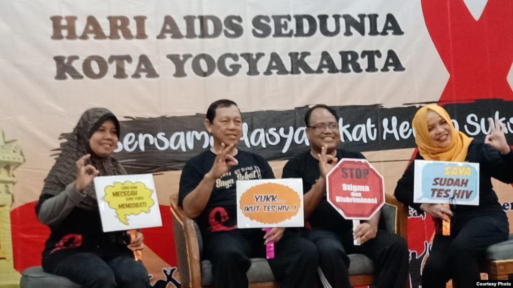 Dampak Pandemi Virus Corona ke ODHA Lebih Kompleks
