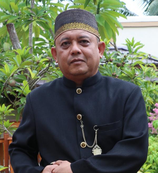 Ketua Persatuan Hotel dan Restoran Seluruh Indonesia (PHRI) Kota Singkawang. Mulyadi Qamal