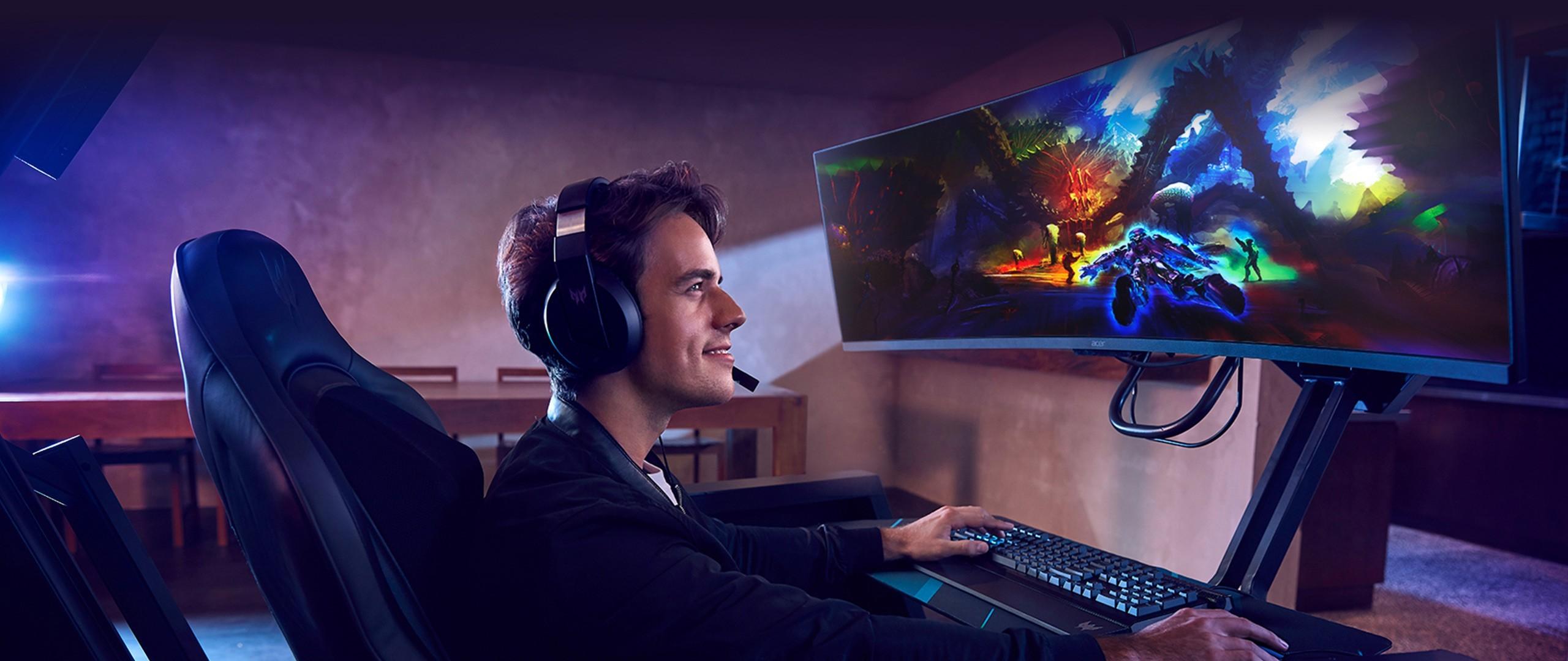Kursi Gaming Ala Sultan Seharga Rp198 Juta Besutan Acer