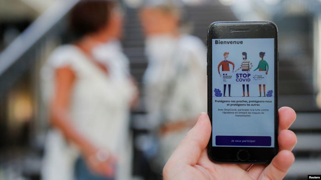 Perancis Luncur Aplikasi Stop Covid Pelacak Kontak Virus Corona
