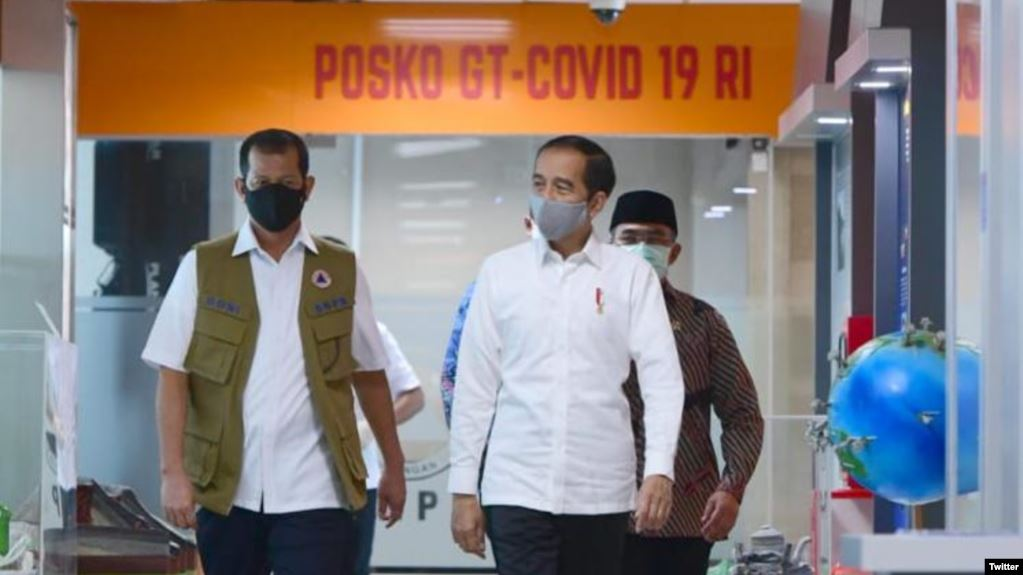 Presiden Joko Widodo Waspada Kemungkinan Gelombang Dua Covid-19