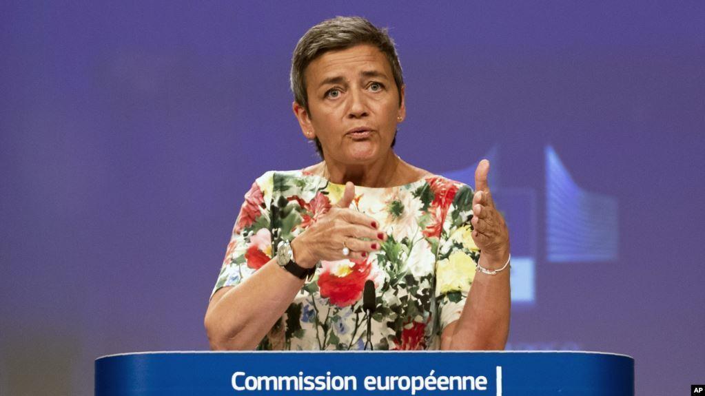 UE Ingin Cegah Investor China Beli Perusahaan Strategis Eropa