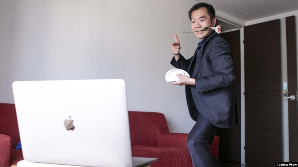 David John Pebisnis Indonesia di Jepang Yang Beralih Jadi Pesulap Virtual