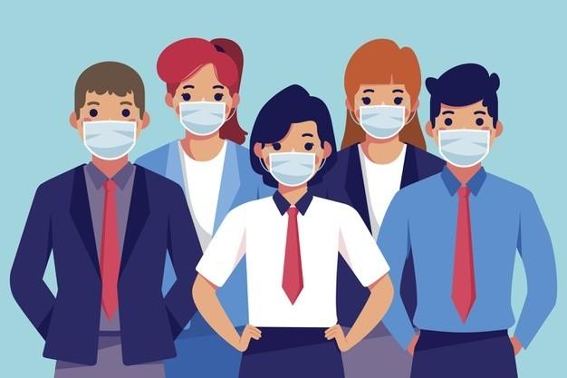 Dinkes Kalbar Akan Tingkatkan Razia Masker di Kawasan Umum