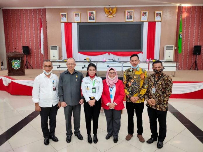 KPK Ke Singkawang, Monitoring Pemkot Terkait Pemberantasan Korupsi
