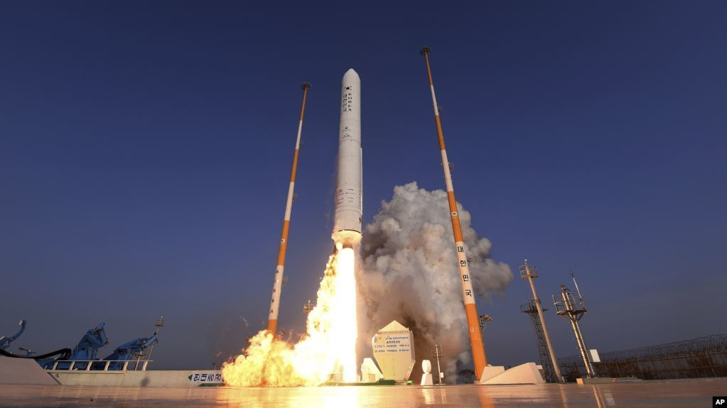 Korea Selatan Diizinkan Amerika Kembangkan Bahan Bakar roket