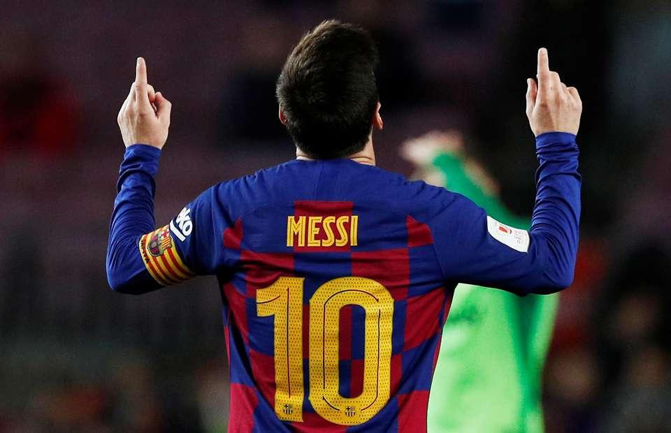 Messi Ditawar MU dan PSG Lebih Mahal Dari Harga Pesawat Tempur