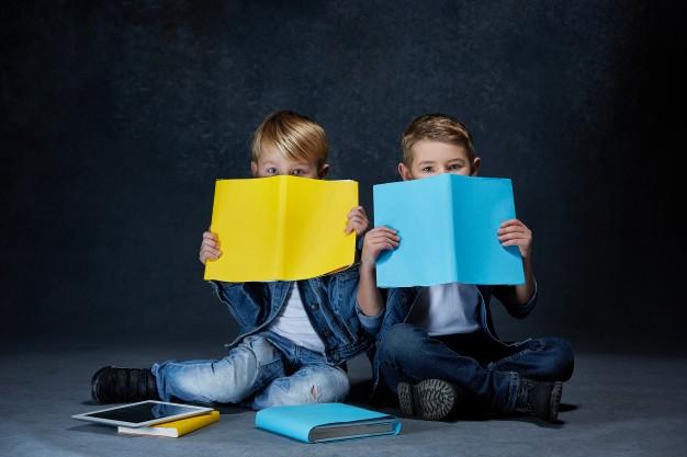 Susah Nggak Ya Menggalakkan Hobi Baca Buku Saat Pandemi